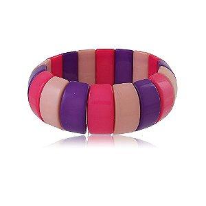 Bracelete Alegria Roxo O-G