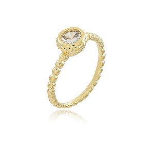 Anel Pandora Dourado