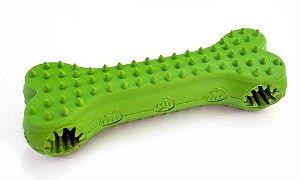 Brinq.borracha Green Bone