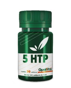 5 HTP 50mg (30 Cápsulas) BLACK FRIDAY