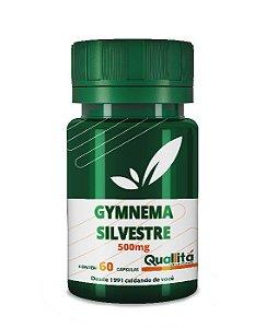 Gymnema Sylvestre 500mg 60 Cápsulas