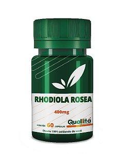 Rhodiola Rosea 400mg (60 Cápsulas)