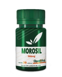 Morosil 500mg 30 Cápsulas * Com selo de autenticidade