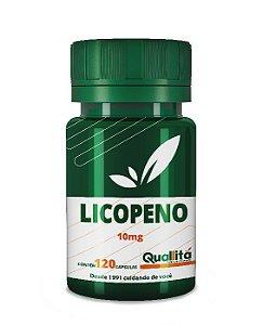 Licopeno 10mg (120 Cápsulas)