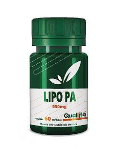 Lipo.Pa 950mg (60 Cápsulas)