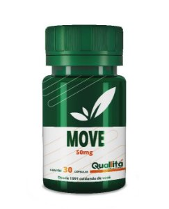 Move 50mg 30 Cápsulas