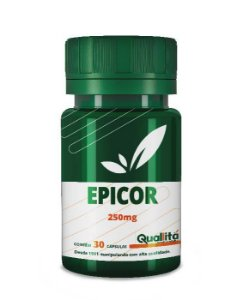 Epicor 250mg (30 Cápsulas)
