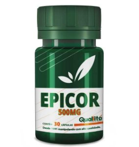 Epicor 500mg (30 Cápsulas)