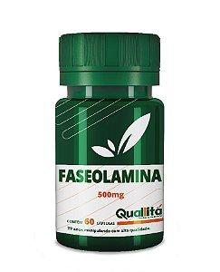 Faseolamina 500mg 60 cápsulas