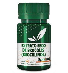 Extrato Seco de Brócolis (Brocolinol) 500mg (60 Cápsulas)