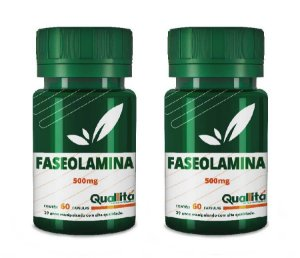 Faseolamina 500mg (120 Cápsulas)