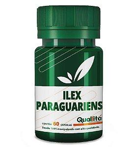 Ilex Paraguariensis 100mg - (60 Cápsulas)