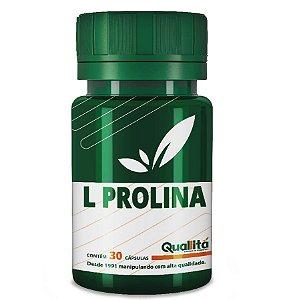 L Prolina 300mg - (30 Cápsulas)