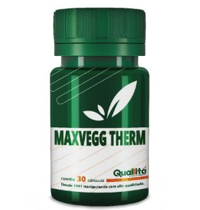 Maxvegg Therm 500mg  (30 Cápsulas)