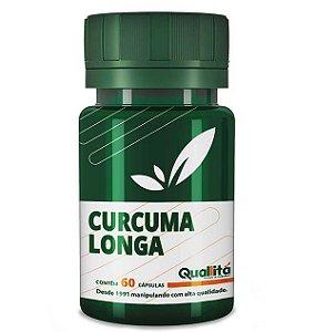 Curcuma Longa 350mg (60 Cápsulas)