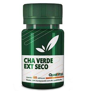 Cha Verde Ext Seco 500mg (60 Cápsulas)