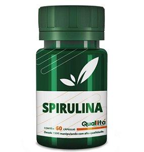 Spirulina 500mg (60 Cápsulas)