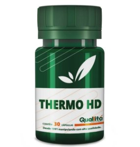 Thermo Hd 500mg (30 Cápsulas)