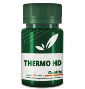 Thermo Hd 500mg (60 Cápsulas)