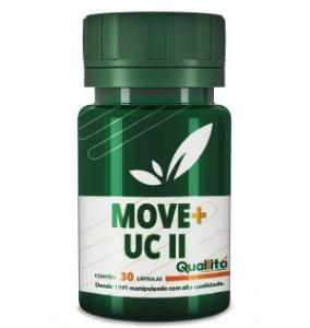 Move 100mg + UC II 40mg (30 Cápsulas)