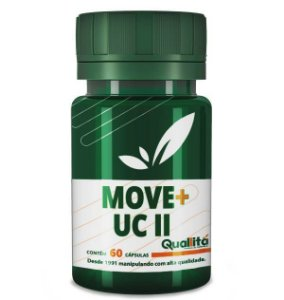 Move 100mg + UC II 40mg (60 Cápsulas)