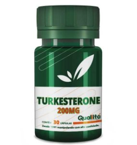 Turkesterone 200mg (30 Cápsulas)