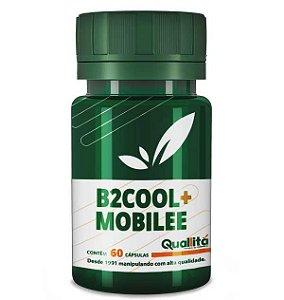 B2Cool 40mg + Mobilee 40 mg (60 cápsulas)