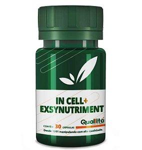 In Cell 200mg + Exsynutriment 150mg (30 cápsulas)