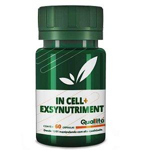 In Cell 200mg + Exsynutriment 150mg (60 cápsulas)