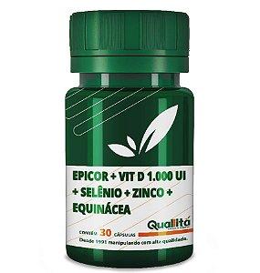 Composto Para o Aumento Da Imunidade (30 Cápsulas)