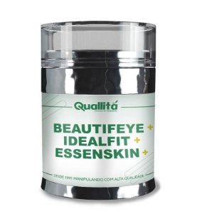 Beautifeye 3% + Ideal Fit 3% + Essenskin 2,5% + Base Acetinada ( 30G )