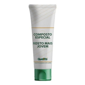 Ascorbosilane c 5% + Metabissulfito de sódio 0,6% + Unistab s69 0,7% + Dry Flo 3% com Essência de Flor De Laranjeira 0,05% (Creme 50g)