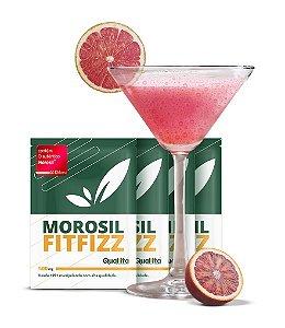 Drink Morosil FitFizz 500mg – Com selo de autenticidade Galena (90 sachês)
