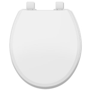TAMPA PARA VASO OVAL PP SOFT CLOSE EVOLUTION BRANCO