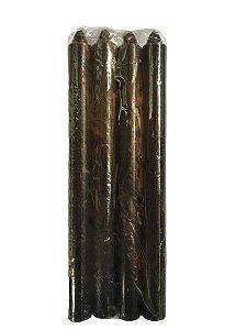Vela Preta 18cm 29g maço com 8 unidades