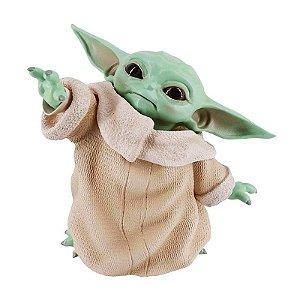 Figura Baby Yoda 8cm Mandalorian Star Wars