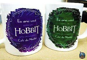 Canecas Hobbit Café da Manhã