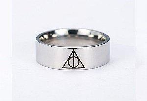 Anel Harry Potter Relíquias da Morte
