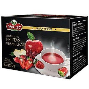 Chá de Frutas Vermelhas - 15 sachês