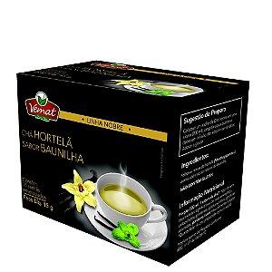 Chá de hortelã com baunilha 15 sachês