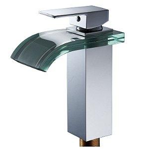 Torneira Lavabo Banheiro Monocomando Bica Baixa - Pisa