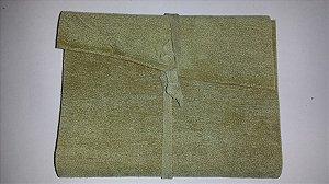 Diário de Viagem amarelo (papel pólen)