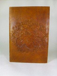 Caderno decorado luxo