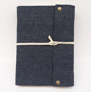 Diário em Lona Jeans