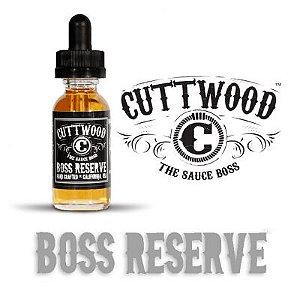 Líquido Boss Reserve - Cuttwood®