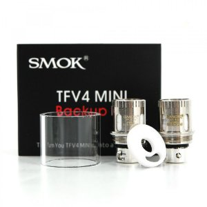 Kit p/ Backup TFV4 Mini - Smok