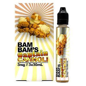 Liquido Captain Cannoli - Bam Bam's Cannoli