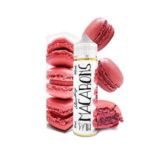 Liquido Strawberry - Mila's Macarons