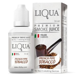 Líquido LIQUA C - French Pipe Tobacco - Ritchy™