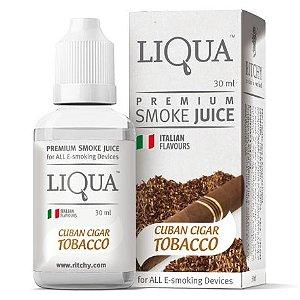 Líquido LIQUA C - Cuban Cigar Tobacco - Ritchy™